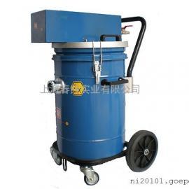 气动防爆工业吸尘器价格 吸铝粉金属粉吸尘器仓库工业吸尘器
