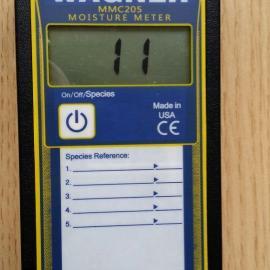 感应式木材水分测量仪MMC205含水率测量仪湿度计