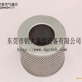 青岛莱宝真空泵青岛莱宝SV630B真空泵配件排气过滤器