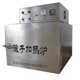高温滚子加热炉九轴XGRL-9