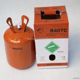 巨化R407CC船舶专用冷媒 海南环保制冷剂R407C