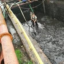 衢州清理污水池