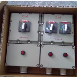 BXD-5/25K100防爆动力配电箱