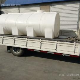 赵县5吨塑料桶厂家卧式桶