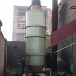 山东日照钢厂球团竖炉脱硫塔配套设备