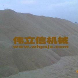 武汉伟立信喷砂机专用石英砂价格