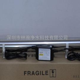 高品质2吨过流式紫外线杀菌器厂价批发/40w紫外线消毒器直销