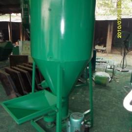 广州250公斤立式饲料搅拌机 颗粒饲料猪饲料鸡饲料搅拌机