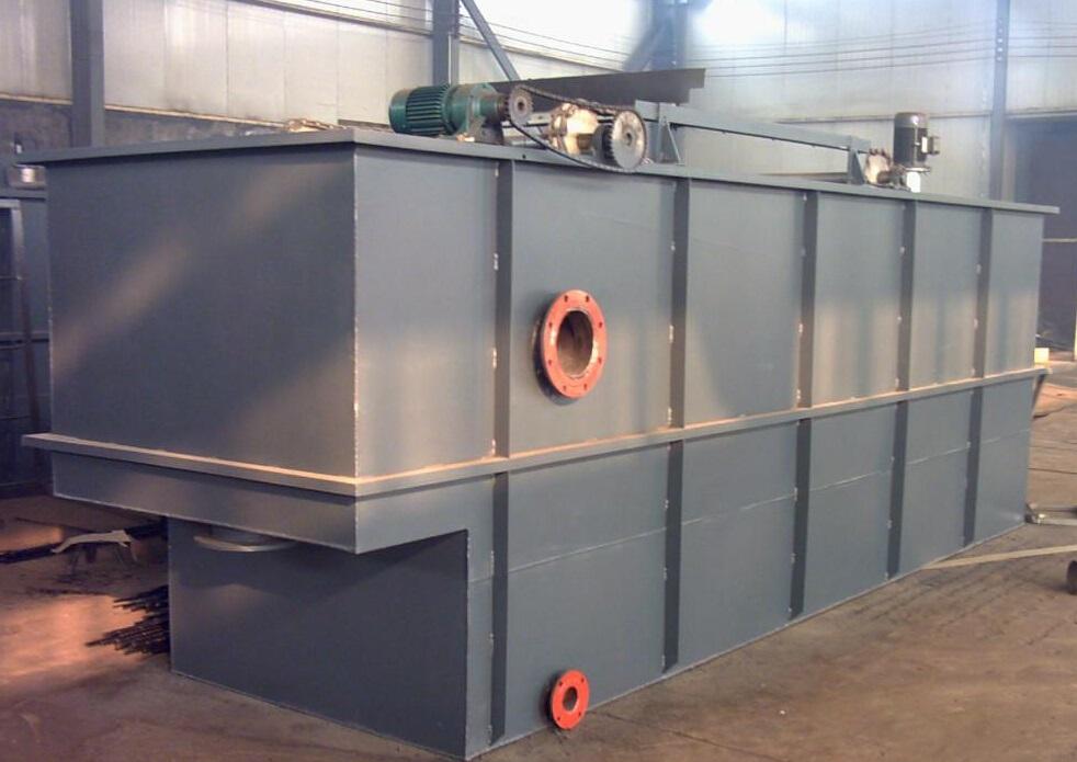 长沙市屠宰加工污水处理设备,地埋式一体化污水处理设备
