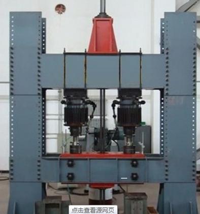 济南微机控制电液伺服钢轨纵向拉压试验机世界领先的厂家