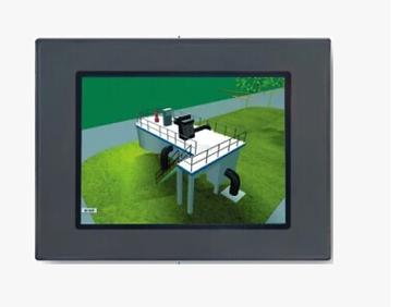 MCGS昆仑通态TPC1162Hi工业触摸屏10.4英寸