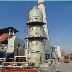 山西长信钢厂80吨带式烧结脱硫技术