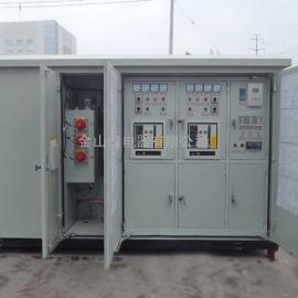 35kV光伏就地升压箱式变电站