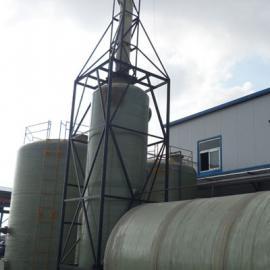 山西忻州钢厂烟气烧结球团炉脱硫除尘一体化