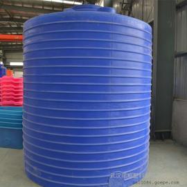 武汉热销塑料加厚甲醇罐15吨塑料水箱优质耐腐蚀化工储罐