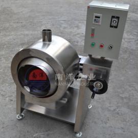 广州南洋30L煤气加热炒货机 不锈钢牛肉炒锅