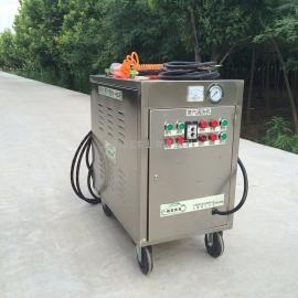 闯王电瓶驱动柴油蒸汽清洗机