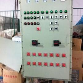 PLC防爆配电柜 自动化配电柜