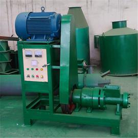 生产木炭机器 节能环保机制木碳机 锯末制棒机 无烟碳化炉