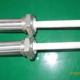 专业定制不锈钢单头管 电镀厂专用电热管 无缝单头管