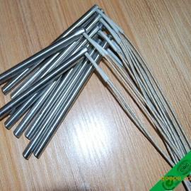 厂价直销直角单头电热管 超细软管单头电加热管 防腐加热棒