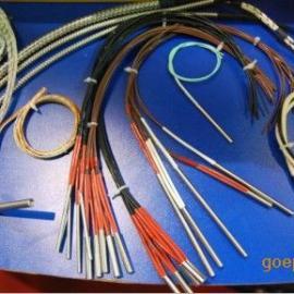 专业生产陶瓷单头电热管 单头发热管加热棒 直角单头电热管