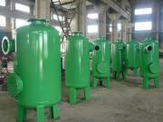 四川砂石分离器设计安装 旋流除污器销售 厂家直销