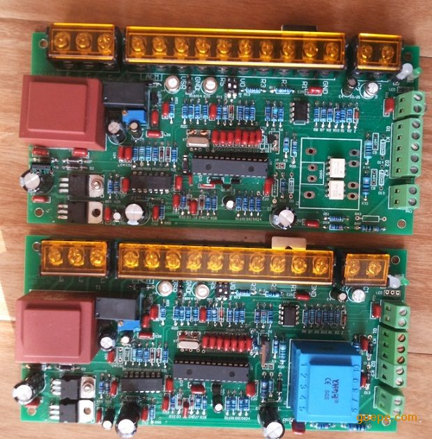 空调电路板测12v5v的地方