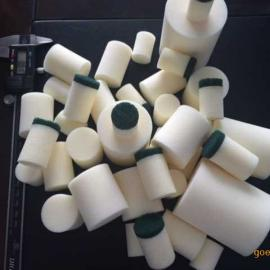 供应24-26mm管道清洗海绵弹/清洁海绵球/海绵射弹/管道清洗枪/气&