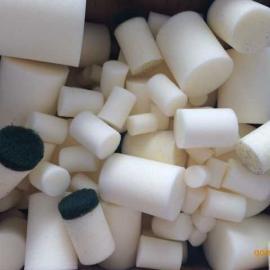 供应8-10mm管道清洗海绵弹/清洁海绵球/海绵射弹/管道清洗枪/气动