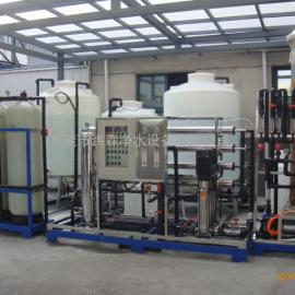 蓄电池生产用纯水系统 电池行业用纯水设备