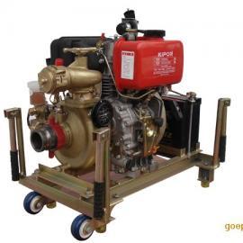 65CWY-40船用柴油机应急消防泵
