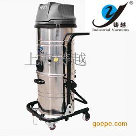 江西工业吸尘器品牌 吸尘吸水吸铁屑吸砂石吸玻璃 铸越吸尘器