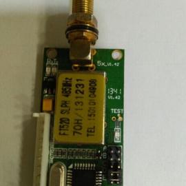 串口透明无线模块工业级窄带无线通信模块FT55无线数传模块
