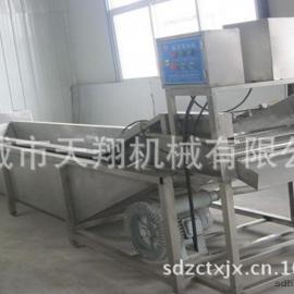 天翔供应荷兰豆清洗机、洗净率高、厂家批发