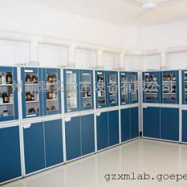 样品柜,铝木样品柜,实验室样品柜,耐酸碱样品柜