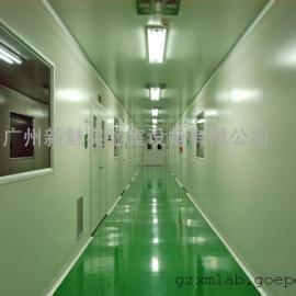 烘焙厂房装修,广州食品厂装修,佛山食品行业洁净室装修