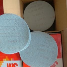 供应正品3M237U5寸圆盘砂纸80-800目3M砂纸总代理商