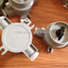 JBZK-10/220v防爆照明开关,灯具专用开关厂家