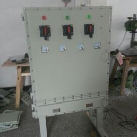 防爆自耦减压减压起动箱75KW 综合磁力起动器