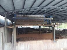 污泥处理设备-板框压滤机