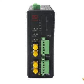 Canopen总线光纤中继器(协议型)