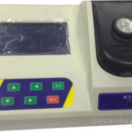 CHNI-120型高精度智能镍离子测定仪