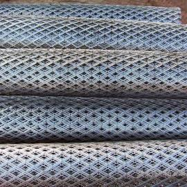 粮仓外围镀锌钢板网-玉米、水稻8-10目挡粮网生产供货厂家