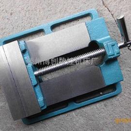 小型台钳 简易式3寸美式平口钳 电钻用小虎钳