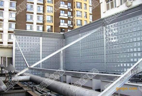 设备声屏障 中央空调隔声屏障 弘迅设备声屏障行业领先技术