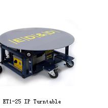 Series ET1 IP Code Turntables