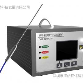 空气质量检测仪HN-10-SO2泵吸式二氧化硫分析仪