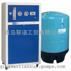 青岛商用纯水机RO-400G加仑|反渗透纯净水机|净水器
