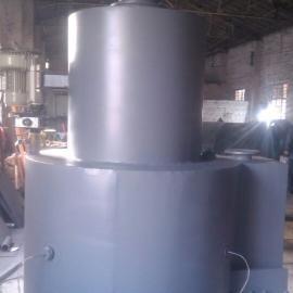 罗工定型机生物质燃气发生炉